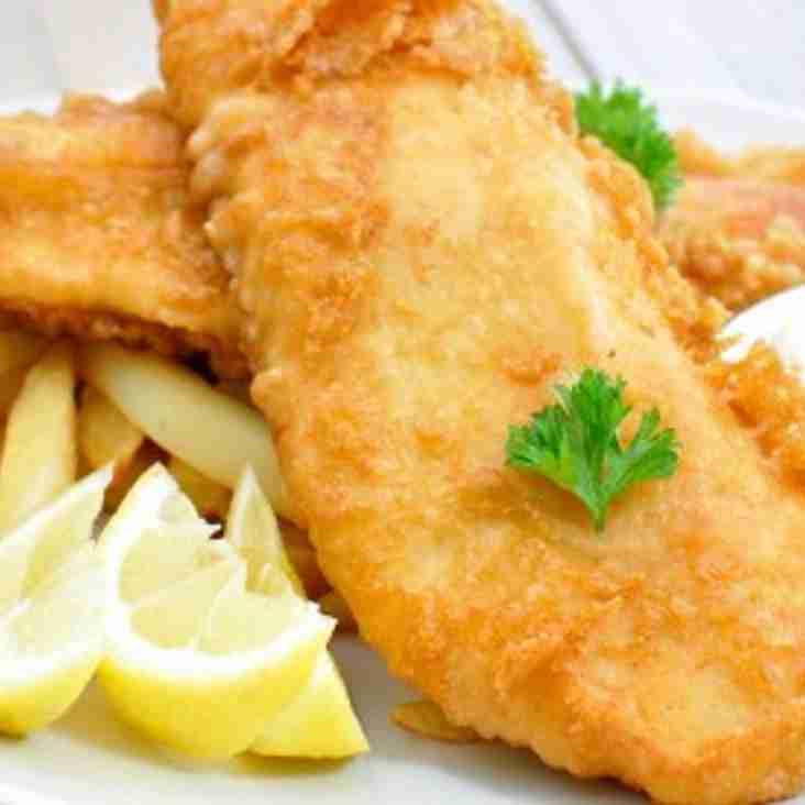 Fish & Chip Night Postponed