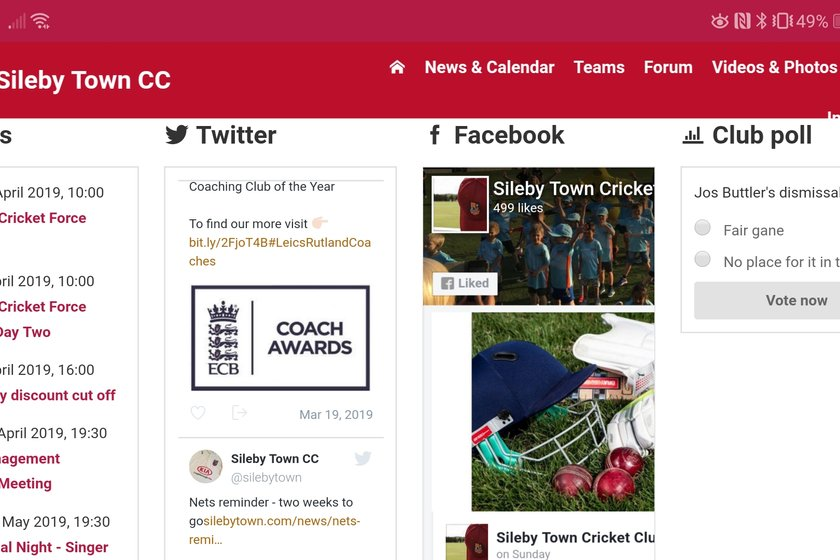 Have your say on the cricket issues of the day