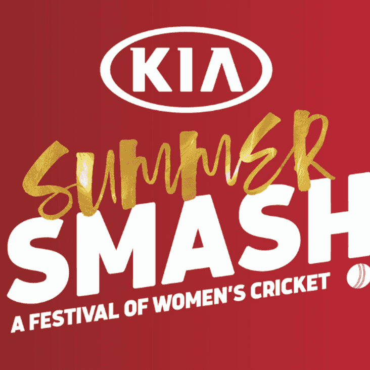 Ladies enter KIA Summer Smash