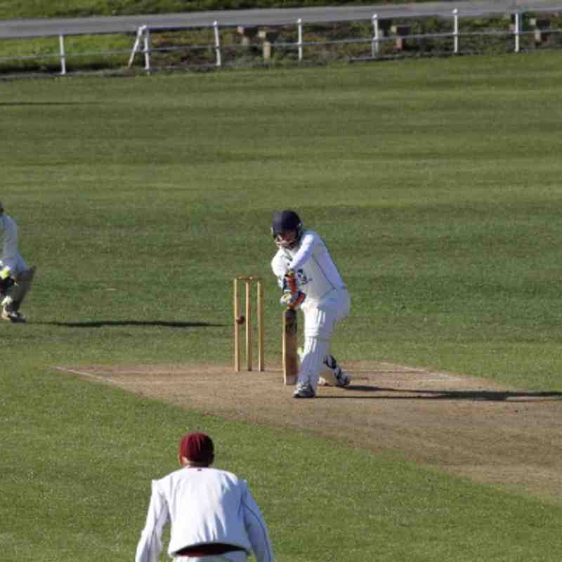 First Team at Home v Sheffield 12th May 2012. Devs v Alne