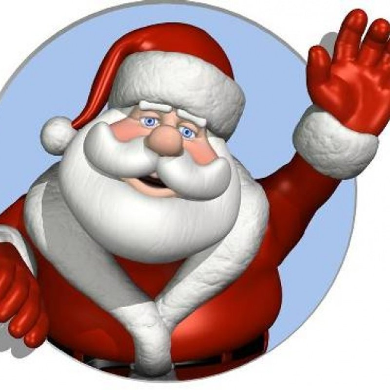 Santa is visiting on the 17th December at 2pm