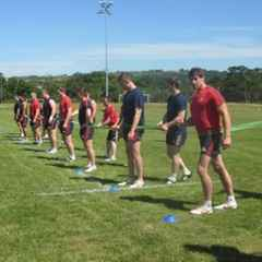 Senior PRE-SEASON Training and Games