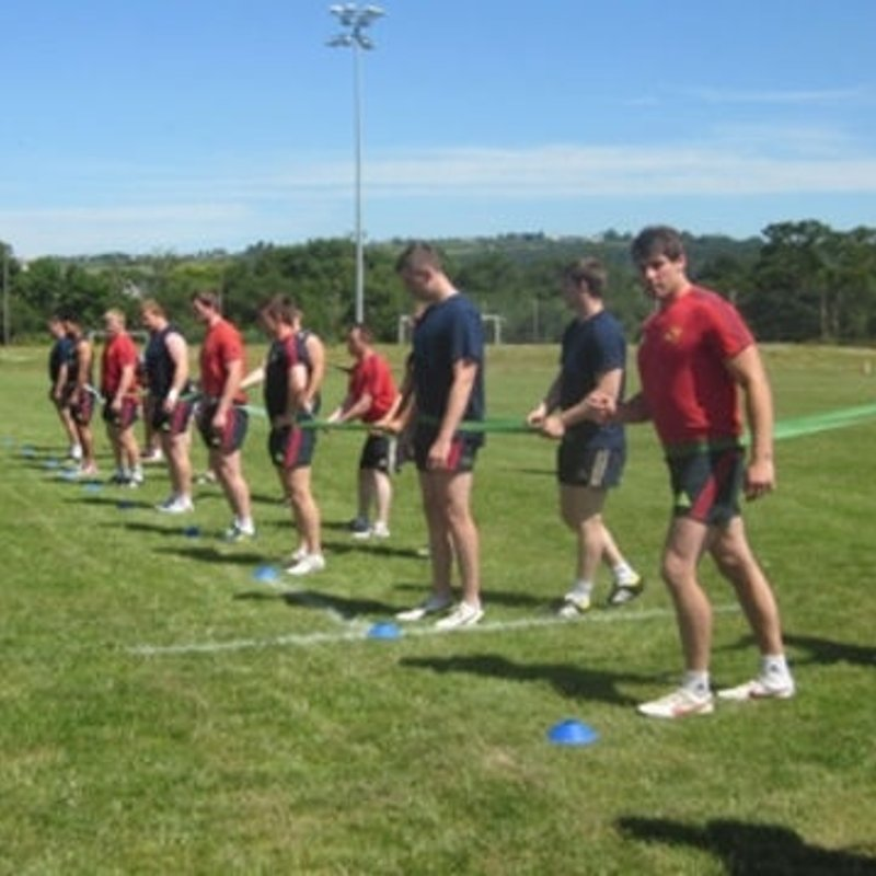 Senior PRE-SEASON Training