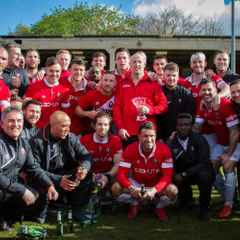 Ammies Go National After Play-Off Win (Report / Interviews / Goals / Photos)