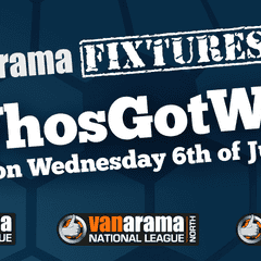 National League Fixtures Released On Wednesday 6th July