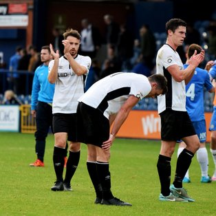 Cup Dreams End at Edgeley