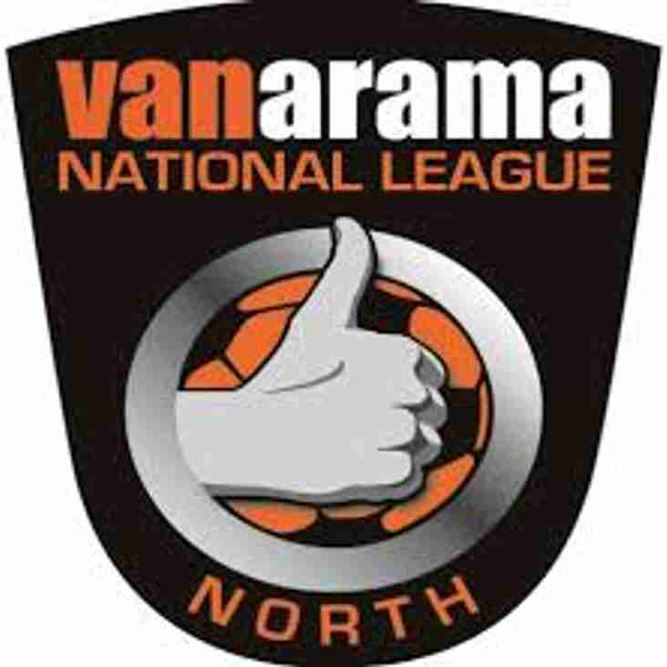 National League North Play-Off Details Finalised