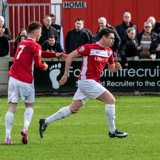 Ammies Turn It Around To Send Alty Down
