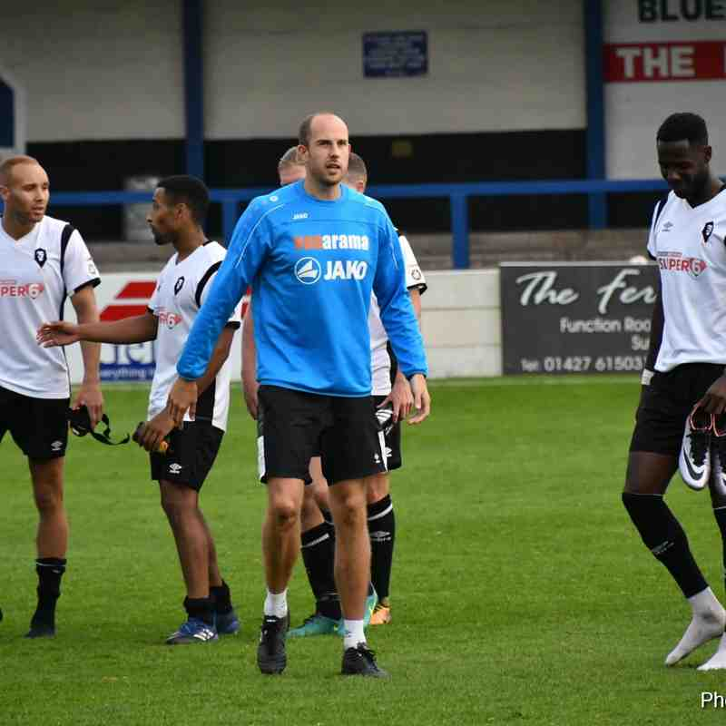Gainsborough Trinity (A) - 23/09/17 - National League North - Mark Percy's Photographs