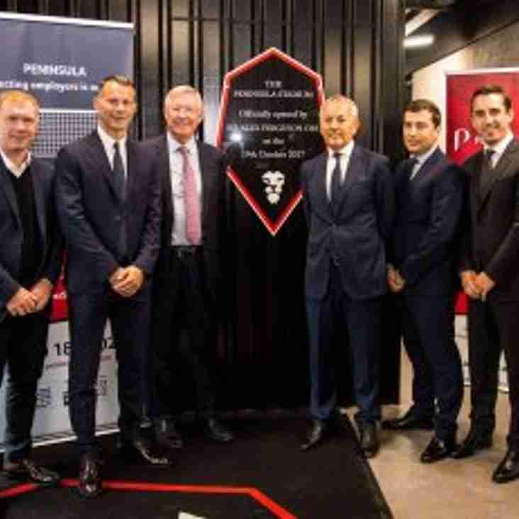 Dream Team Sponsorship For Salford City FC With Peninsula UK
