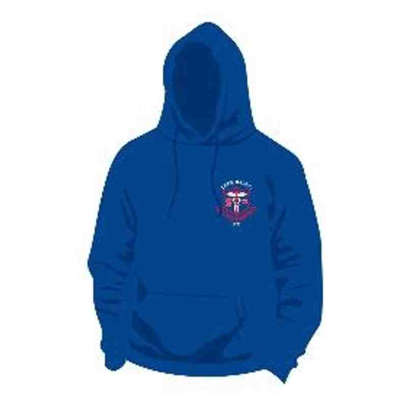 ADULTS ROYAL HOODY