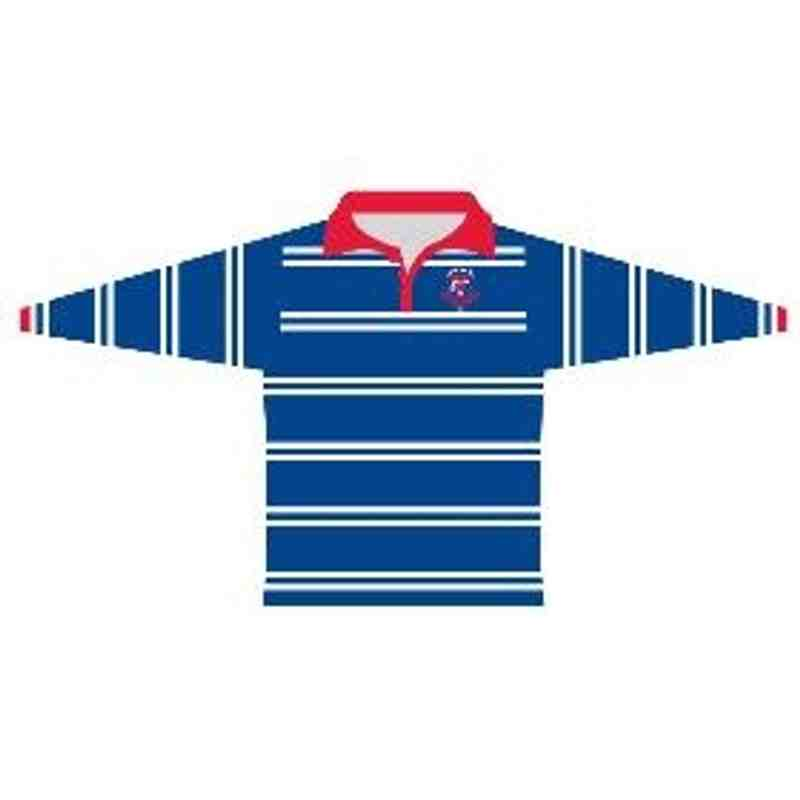 PLAYING RUGBY SHIRT