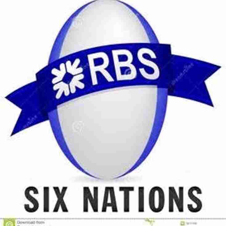 2017 RBS 6 NATIONS