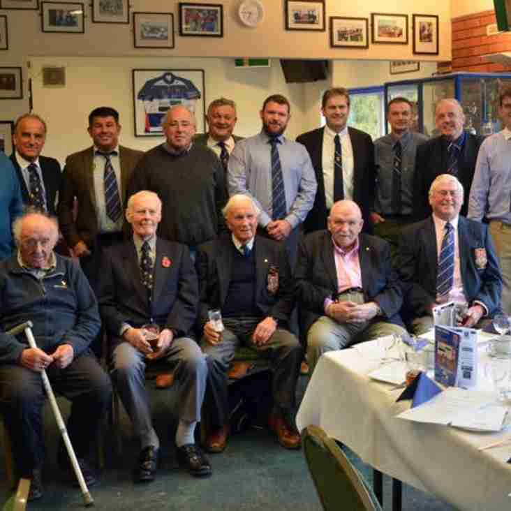 Past Captains' Reunion Lunch, 5th November 2016
