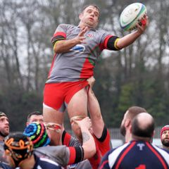 Rugby welsh v Birmingham  Civil Service January 2017
