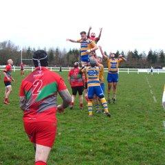 old Leamingtonians 2nd v Rugby Welsh 13.1.19
