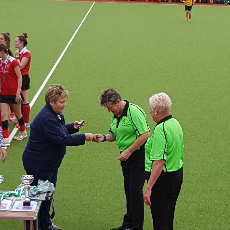 Meopham take part in Kent final