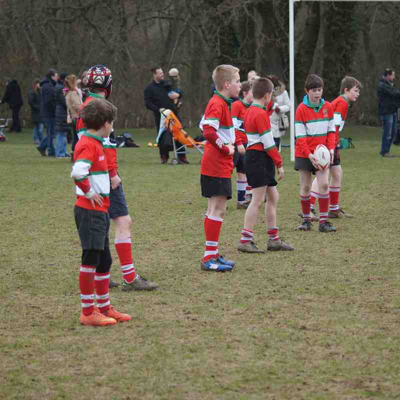 2015-03-01 U12s Hampshire Tournament