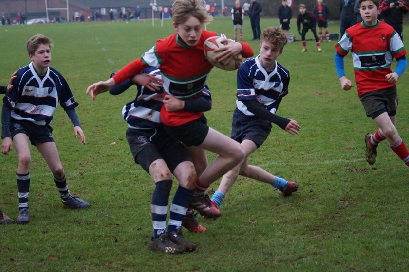 U14s make it to the bowl final