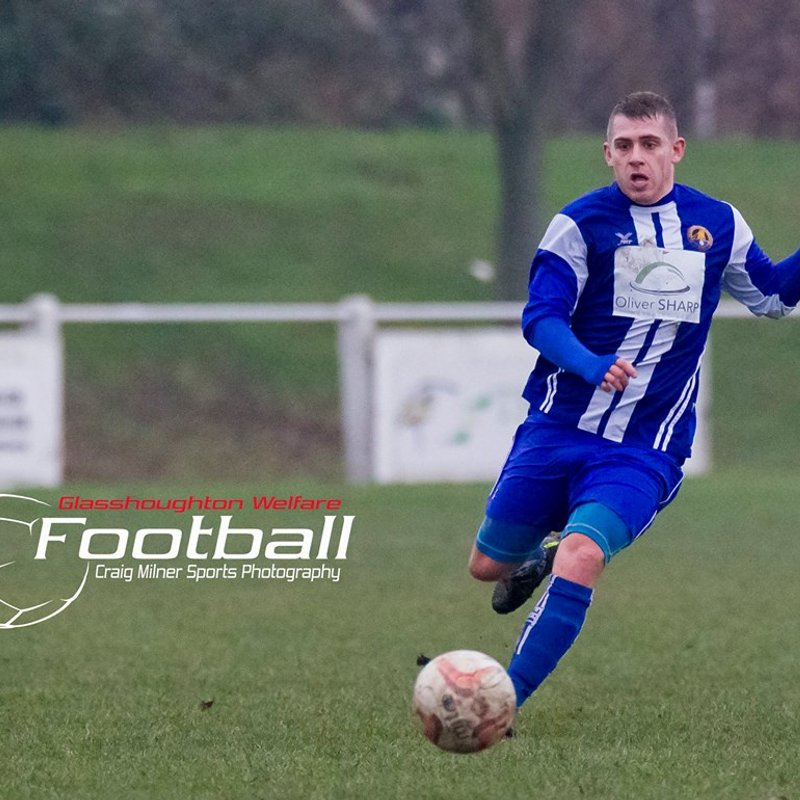 GLASSHOUGHTON WELFARE V KNARESBOROUGH TOWN = MATCH REPORT