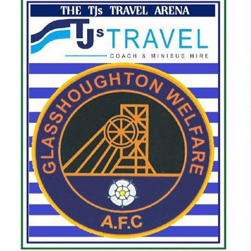 Glasshoughton Welfare - Match report. Campion game
