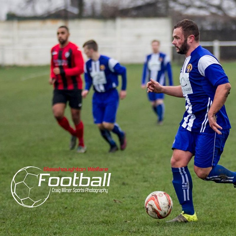 GLASSHOUGHTON WELFARE V  WORSBOROUGH BRIDGE-MATCH REPORT