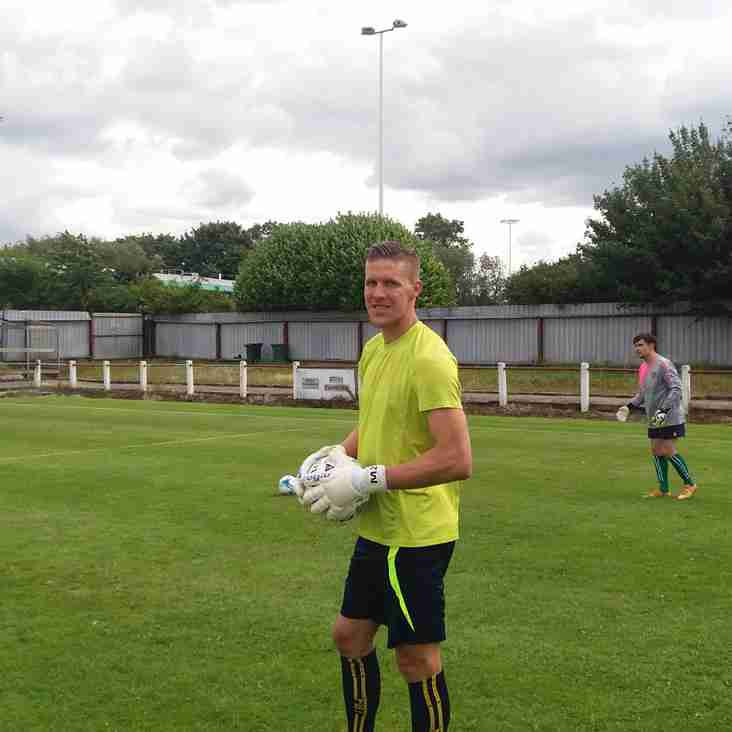 GLASSHOUGHTON WELFARE - MATCH REPORT V DRONFIELD TOWN