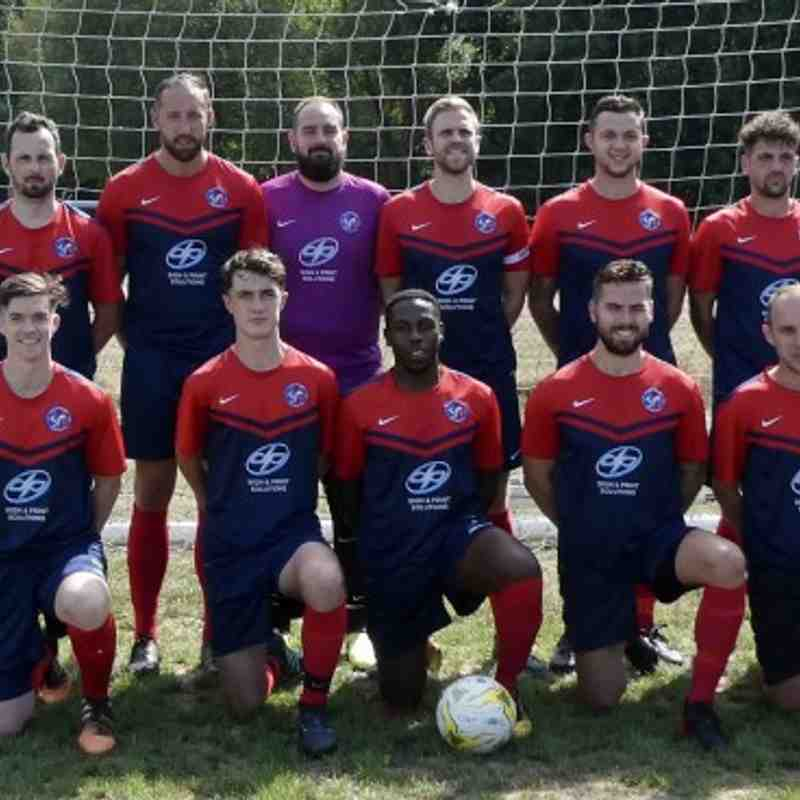 First Team Season 2018/19