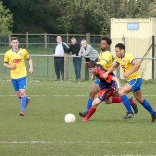 Fleet Spurs 0 Bedfont & Feltham 0 (Combined Counties League Division 1)