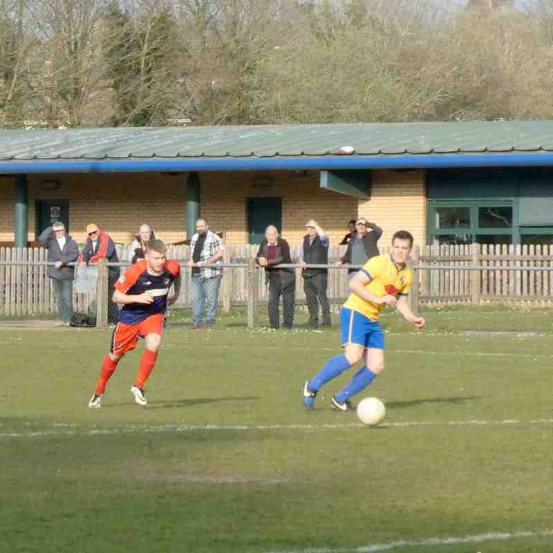 2019-03-30 Fleet Spurs v Bedfont & Feltham