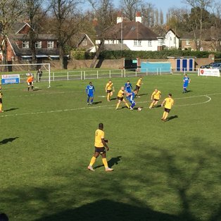 REPORT: Spalding United 0-2 Loughborough Dynamo