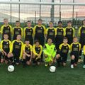 Under 15 Yellow lose to Bexhill United 7 - 3
