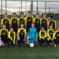 Under 15 Blue lose to Peacehaven & Telscombe FC 4 - 1
