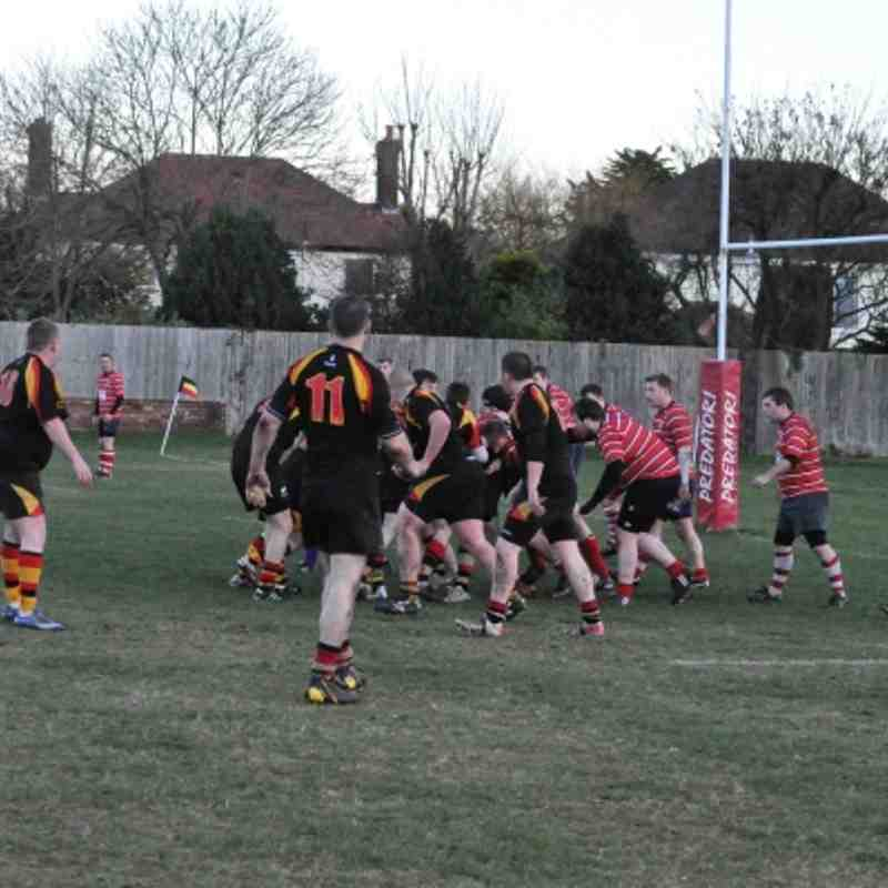 Southport 3rd V Sefton 01 Dec 2012