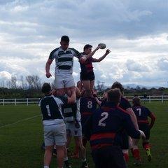 1st team v Penrith  - 23rd April 2016