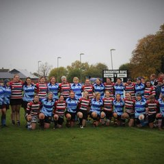 Women social rugby