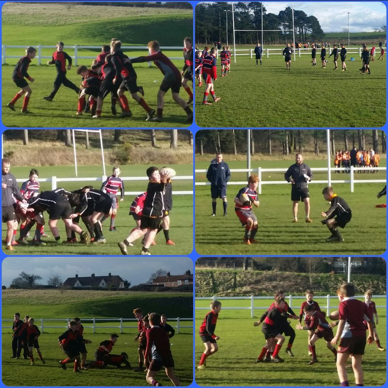 Youth tournament YR 7s