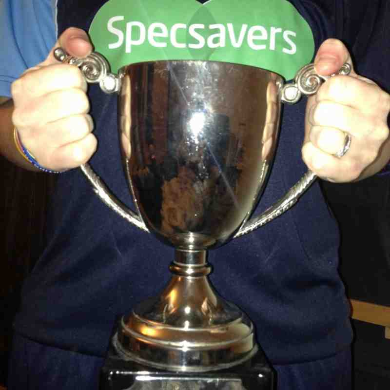 Challenge Cup Winners 2011/2012