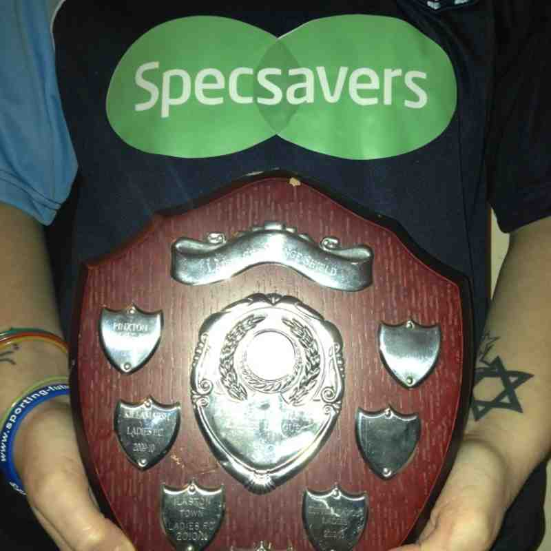 Challenge Shield Winners 2012