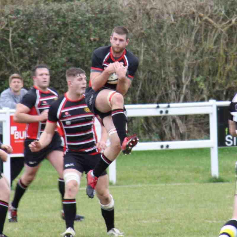 Eagles v Rushden & Higham
