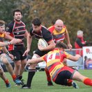 Peterborough just edge Oundle at Fengate