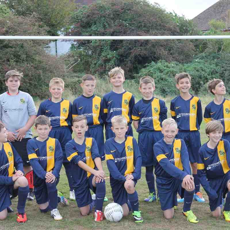 Team Photo 2014/15