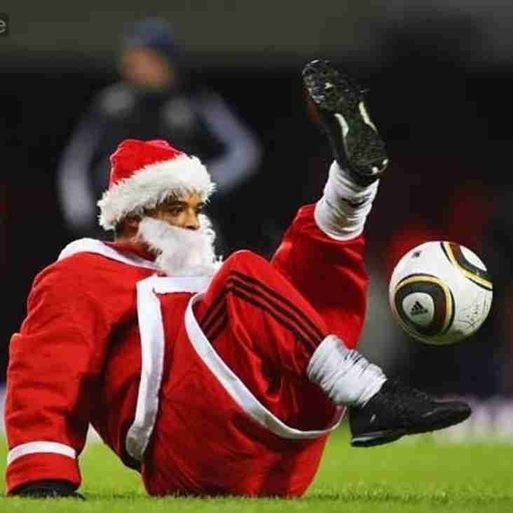 UPDATED - TRAINING CANCELLED AND CHRISTMAS BREAK INFORMATION