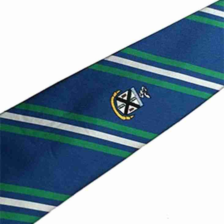 Club Ties now back in stock