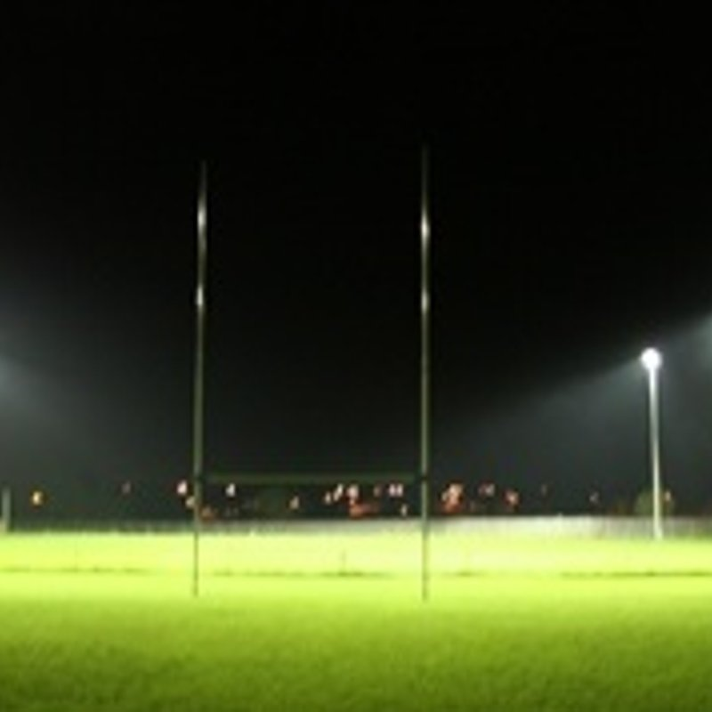 New floodlight Project