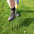 F**king Army required - Garden Forks that is