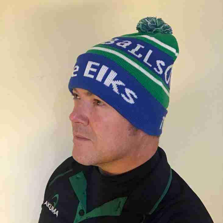New in - Elks Charity Woolly Bobble Hat