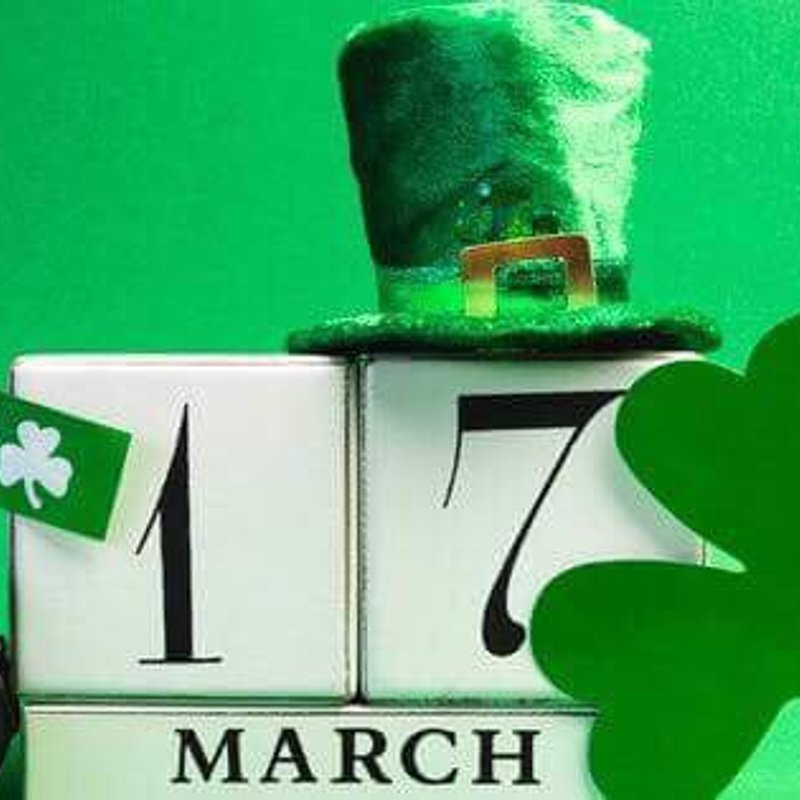 Celebrate St Patricks Day down The Stute 17th March