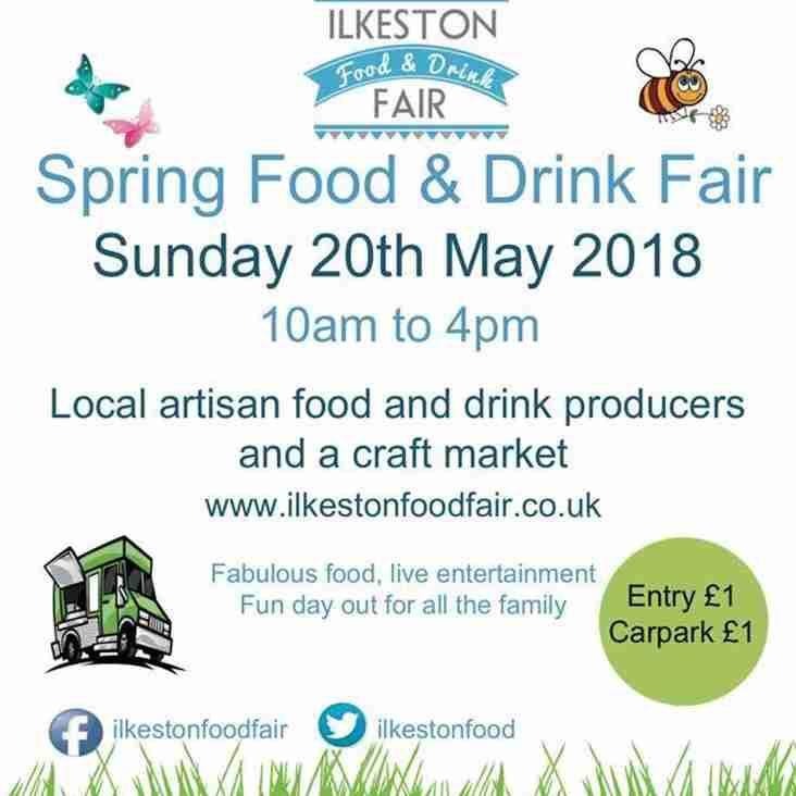 Ilkeston Spring Food & Drink Fair