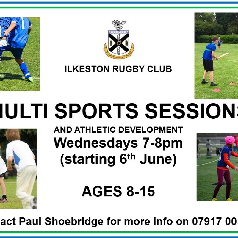 Multisport Session (Ages 8-15)